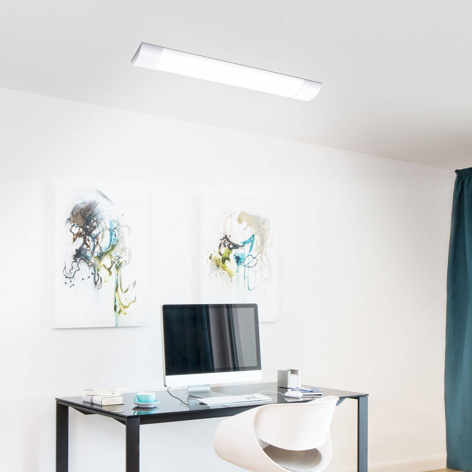 Müller Licht Scala DIM 150 -LED-kattovalaisin