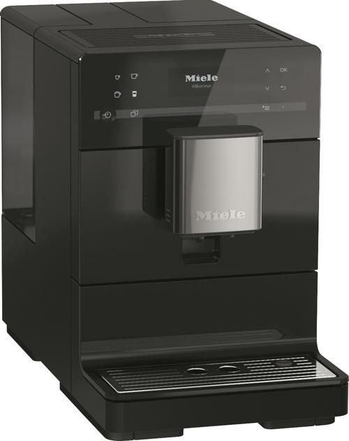 Miele Cm 5310 Black, Silence Espressomaskin - Svart
