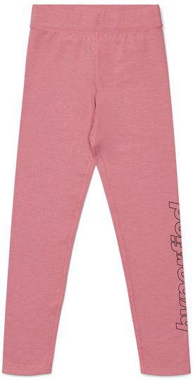 Hyperfied Jersey Logo Tights, Blush 86-92