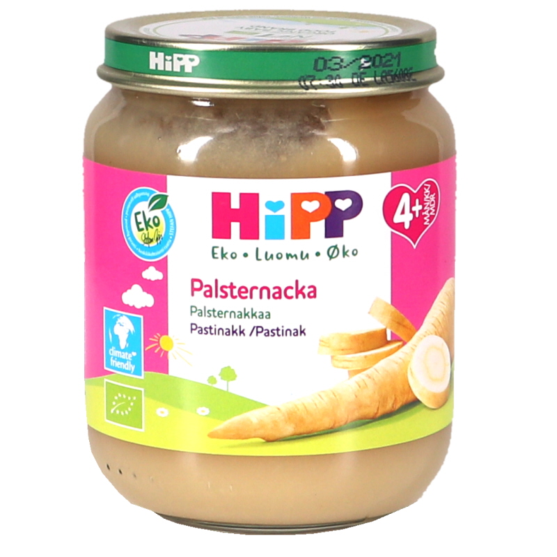 Eko Barnmat Palsternacka - 16% rabatt