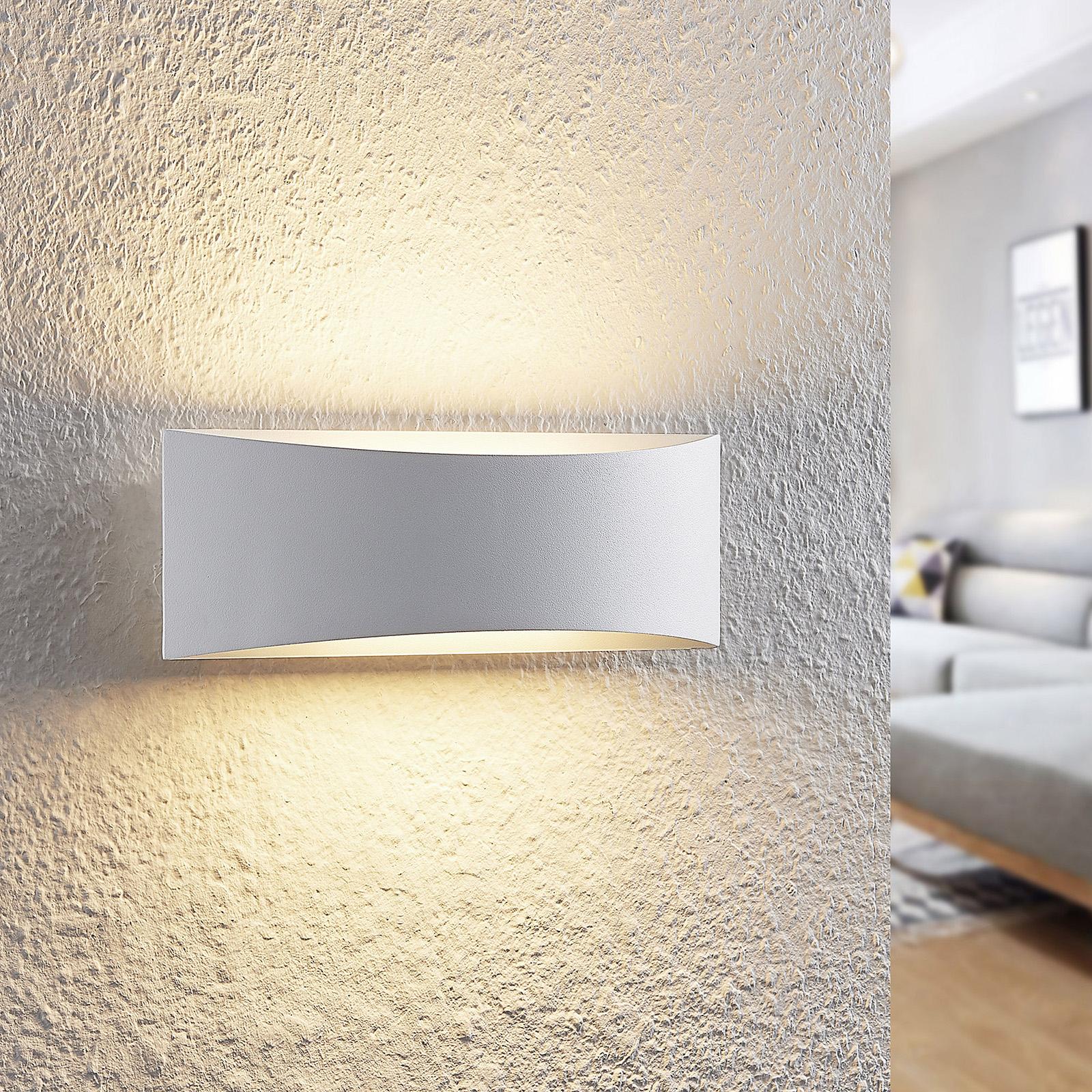 Arcchio Danta -LED-seinävalaisin, valkoinen