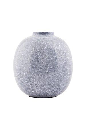 Effect Vase 14 cm - Blue/Black