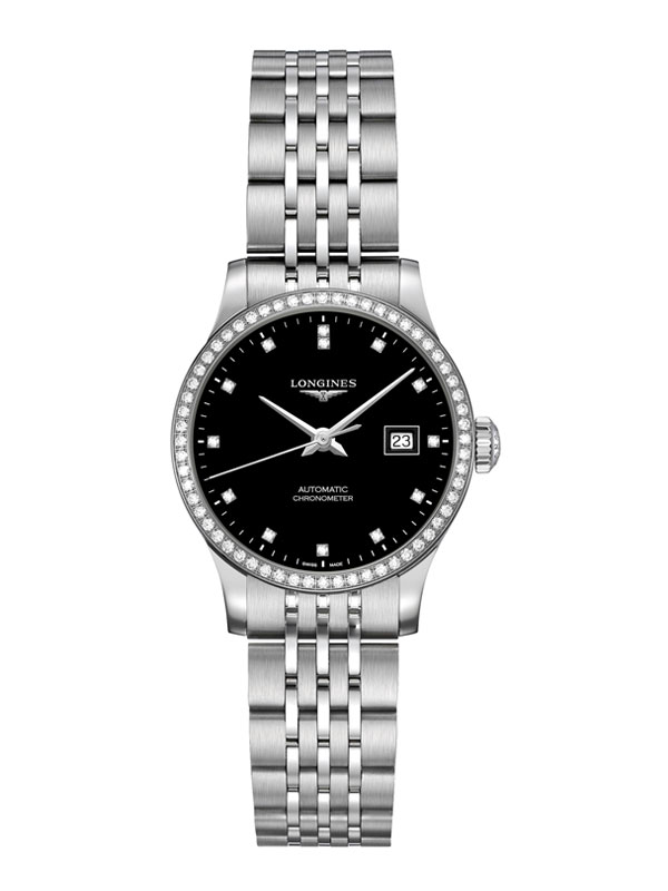 Longines Record Chronometer 30mm L2.321.0.57.6