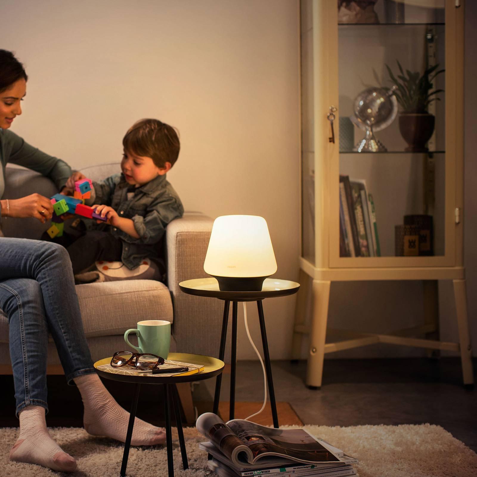 Philips Hue White Ambiance Wellness bordlampe