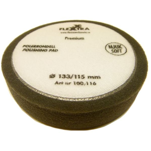 Flexxtra 100116 Polerrondell Myk 133 mm