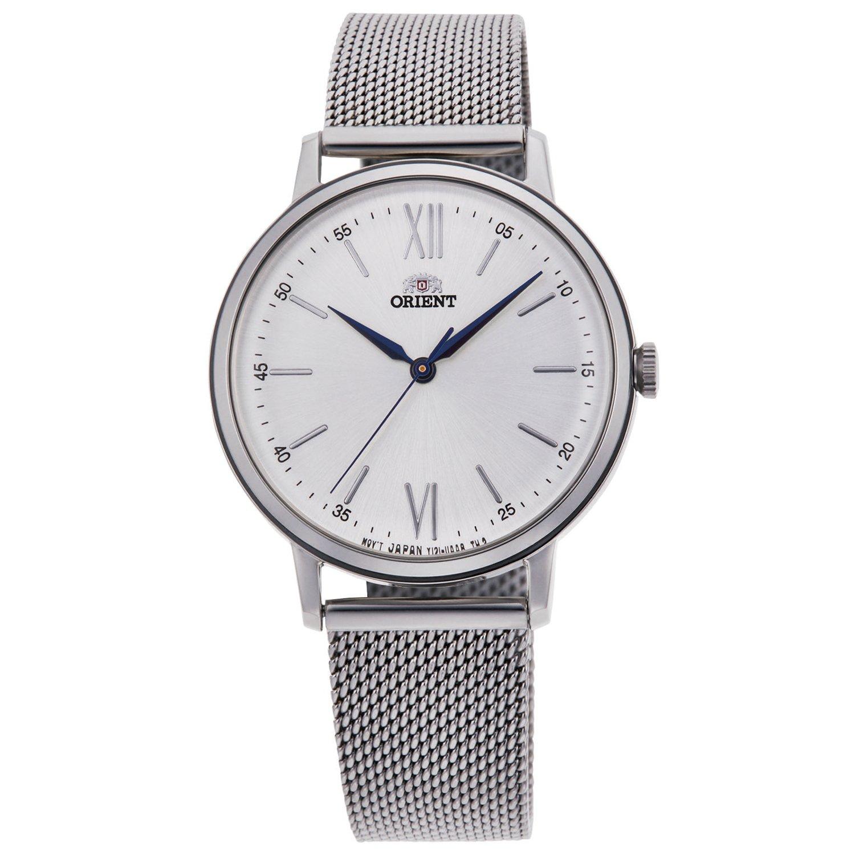 Orient Men's Watch Silver RA-QC1702S10B