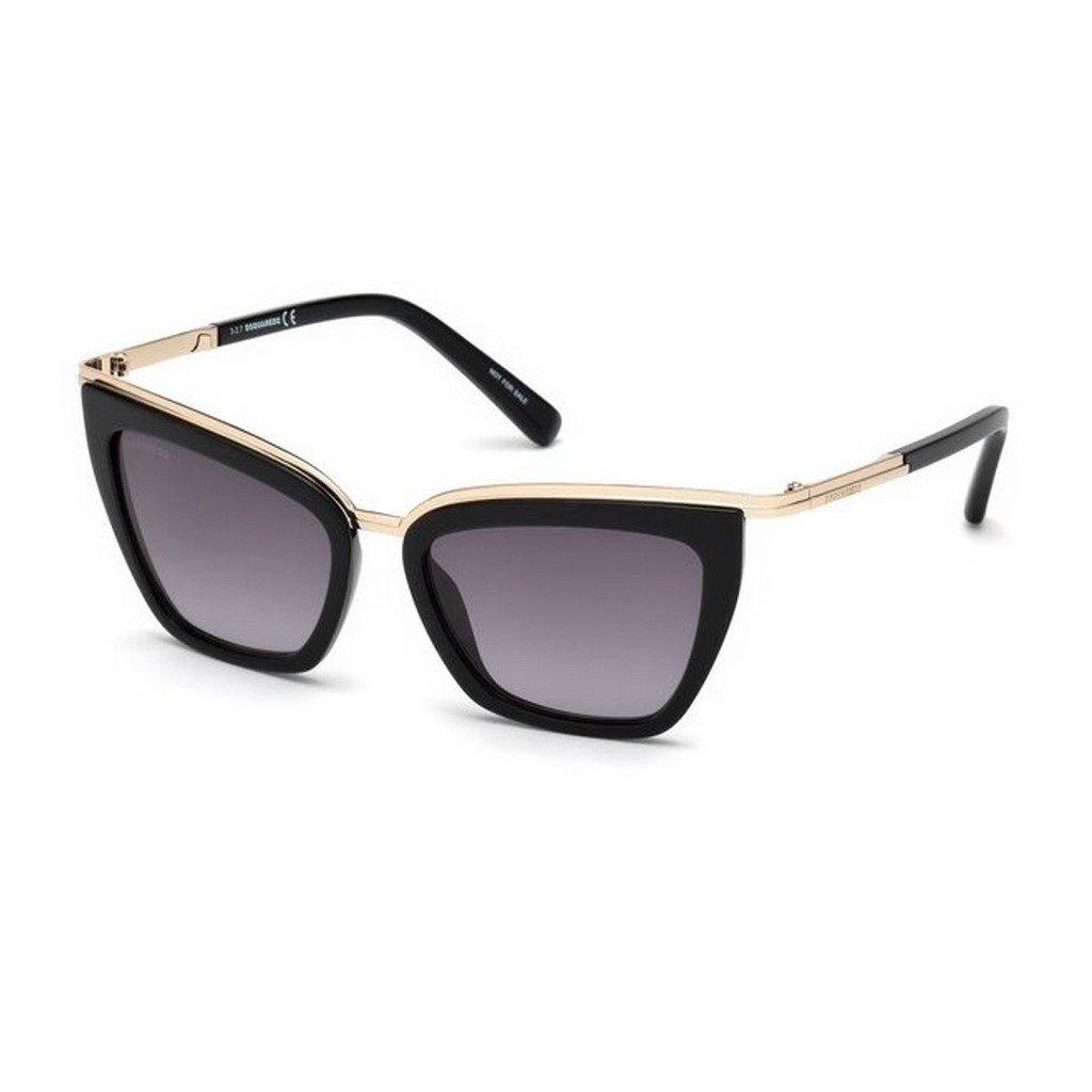 Dsquared2 Women's Sunglasses Black DQ0289 - black NOSIZE