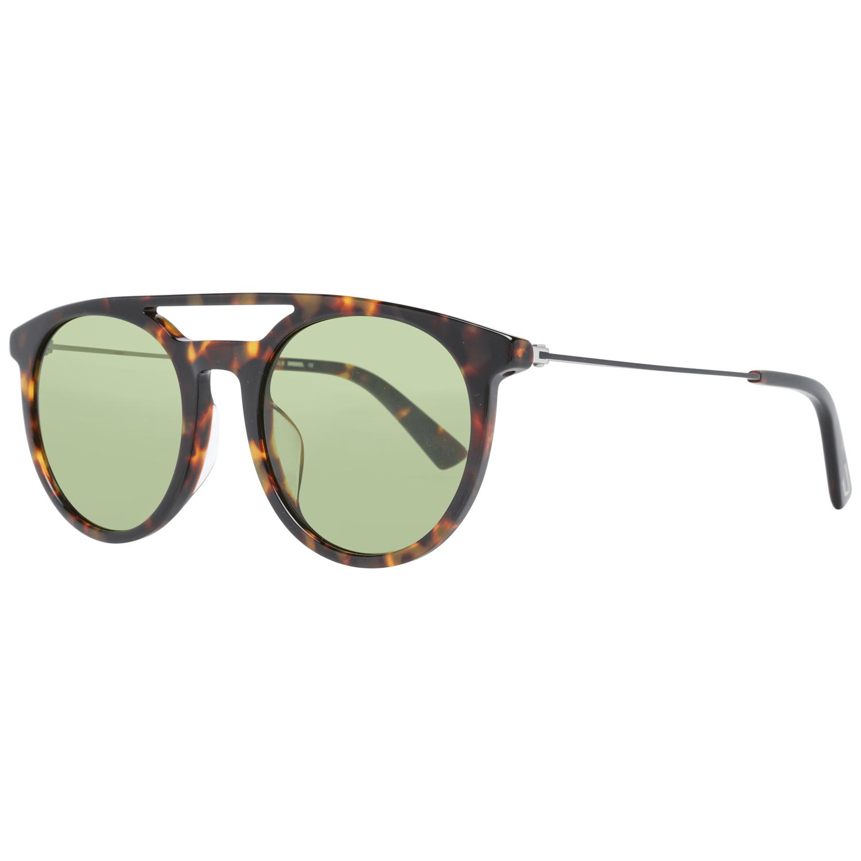 Diesel Men's Sunglasses Brown DL0298-F 5352N