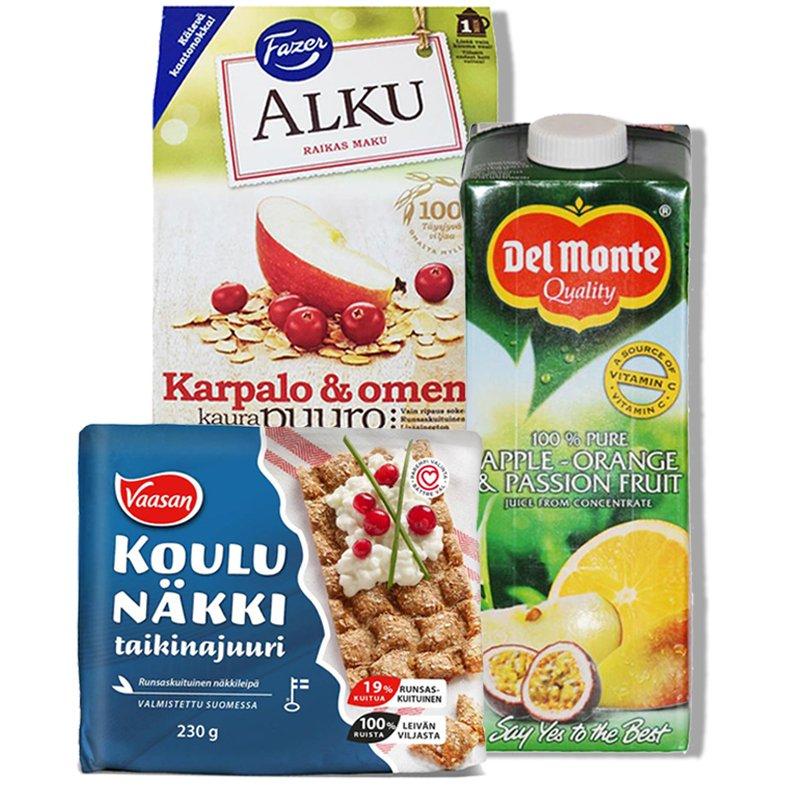 Aamiaispaketti - 57% alennus