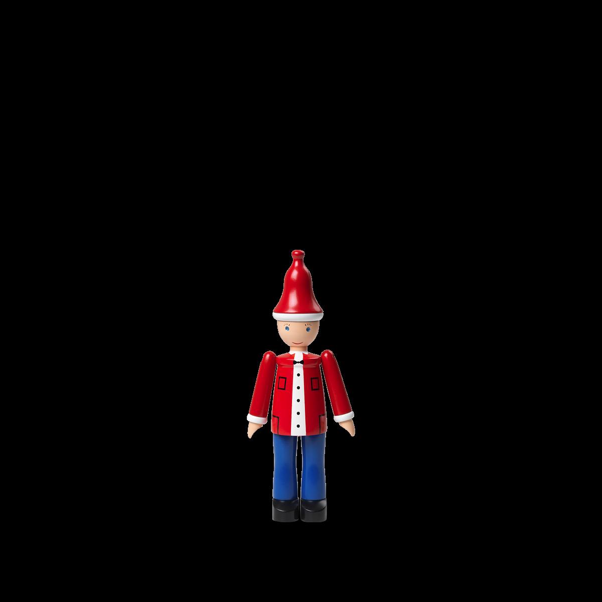 Kay Bojesen - Christmas Ole - Red/Blue/White (39435)