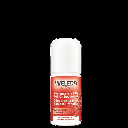 Pomegranate 24h Roll-On Deodorant, 50 ml