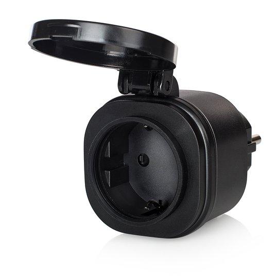 Mini-radiostikkontakt SH4-90450, utendørs