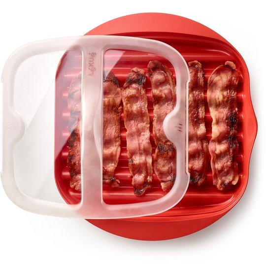 Lékué Bacon Cooker för mikrovågsugn