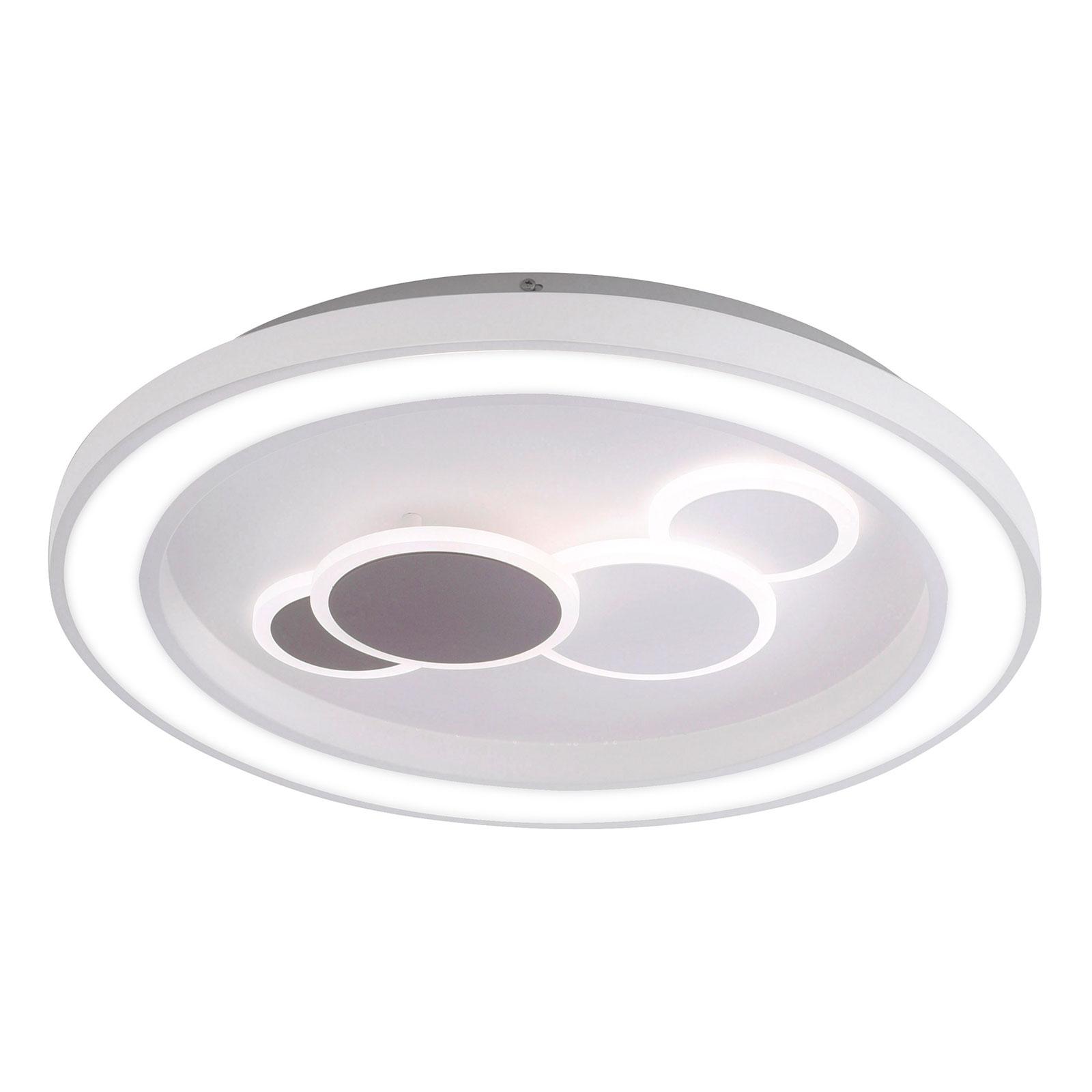 Paul Neuhaus Eliza LED-kattovalaisin pyöreä