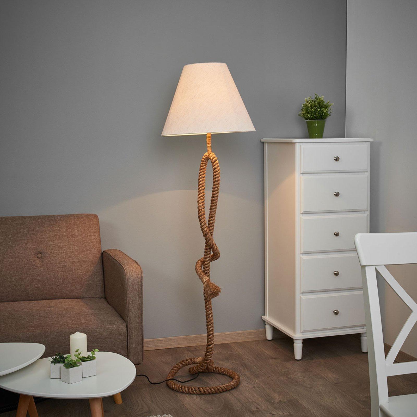 Unik stålampe VICTORIA, 45 cm