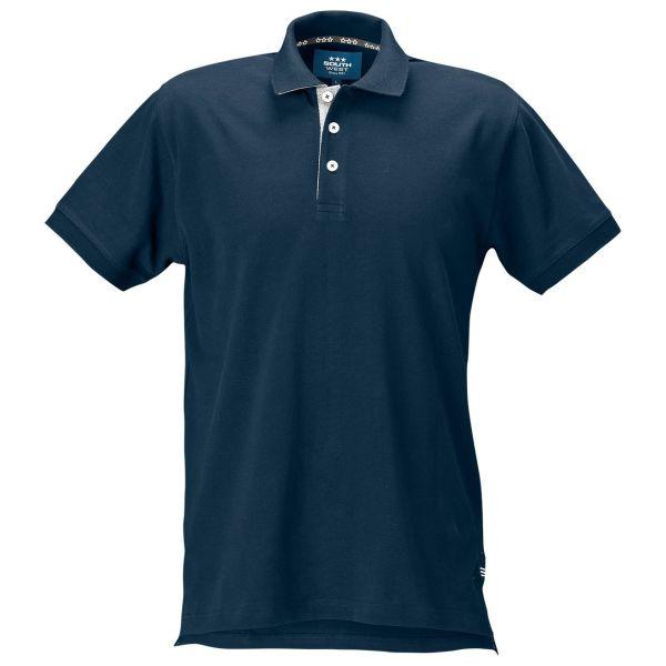 South West Morris Poloskjorte marineblå S