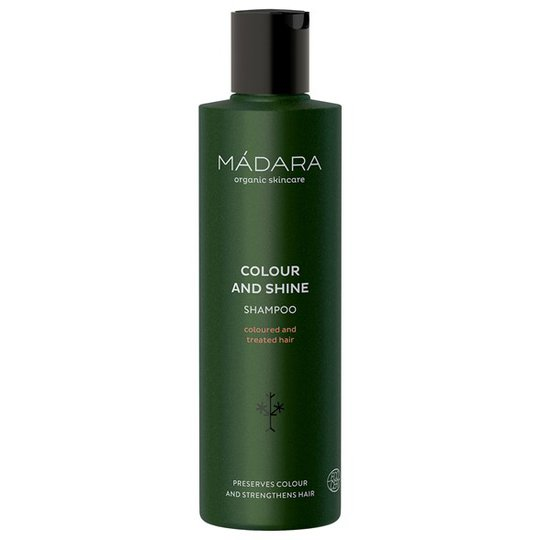 Madara Colour and Shine Shampoo, 250 ml
