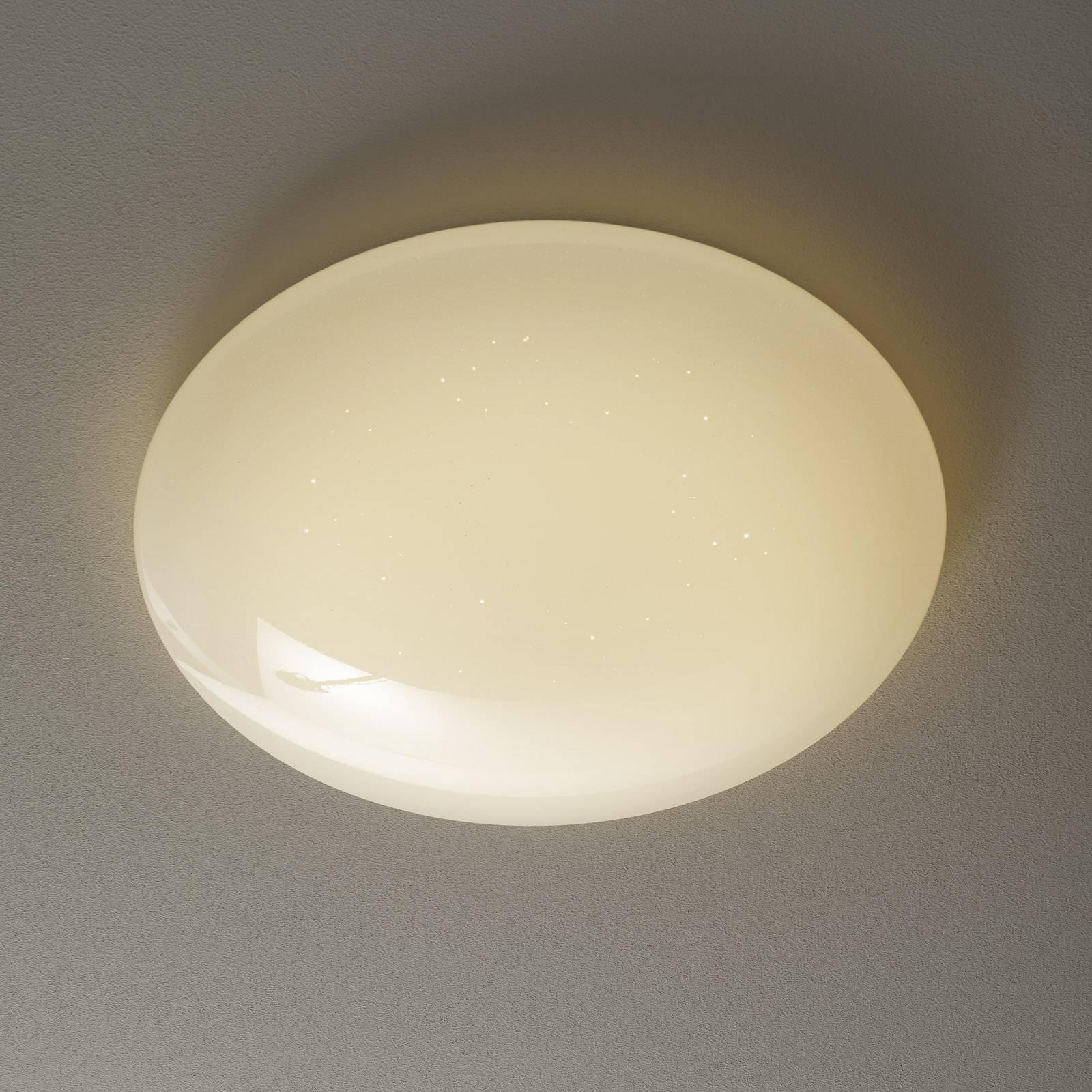EGLO connect Totari-C LED-taklampe krystall RGB