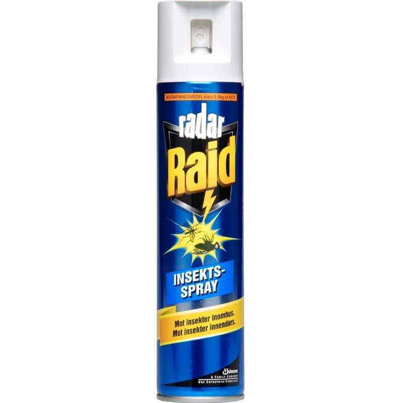 Raid Radarspray Insektsspray 300 ml