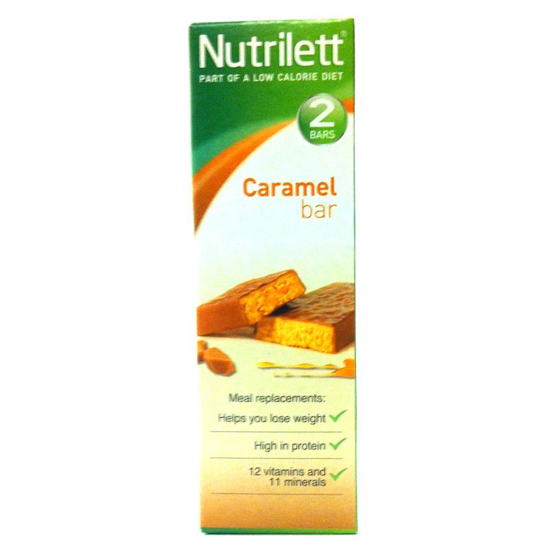 Nutrilett Caramel bar - 36% rabatt