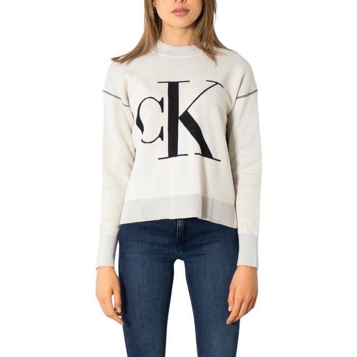 Calvin Klein Jeans Women Sweater Beige 299612 - beige XS