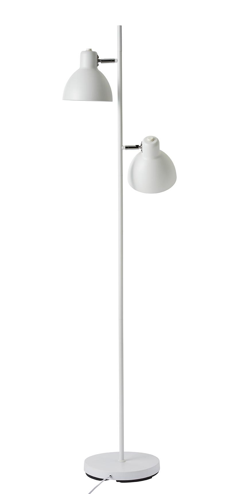 Dyberg-Larsen - Skagen Floorlamp 2 - White (7035)