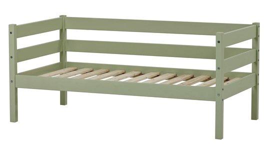 Hoppekids Juniorseng IDA-MARIE 70x160 cm, Pale Green