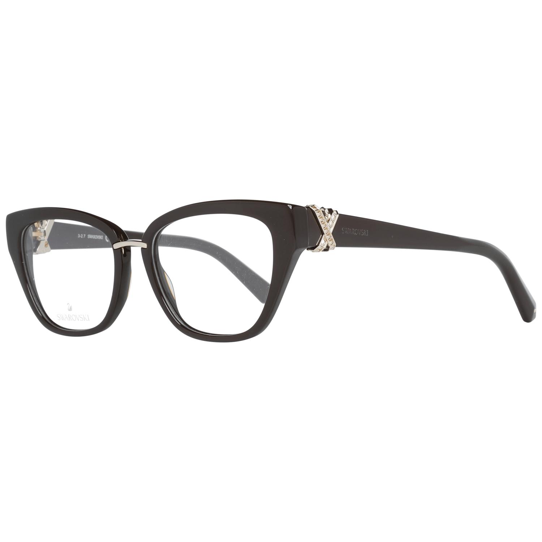 Swarovski Women's Optical Frames Eyewear Brown SK5251 50052