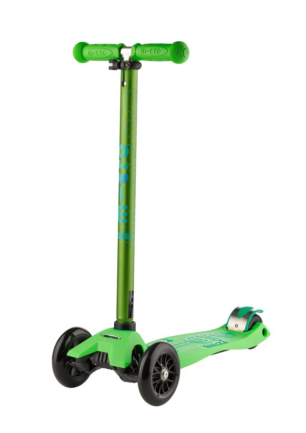 Micro - Maxi Deluxe Scooter - Green (MMD022)