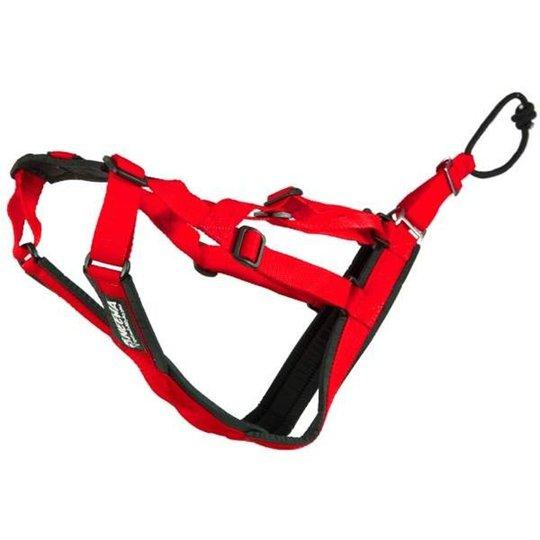 Neewa Sled Dog X-Back Gul (Röd Small)