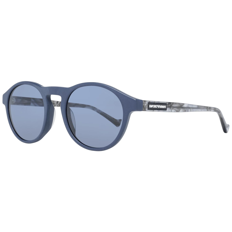 Emporio Armani Men's Sunglasses Blue EA4138F 5257542V
