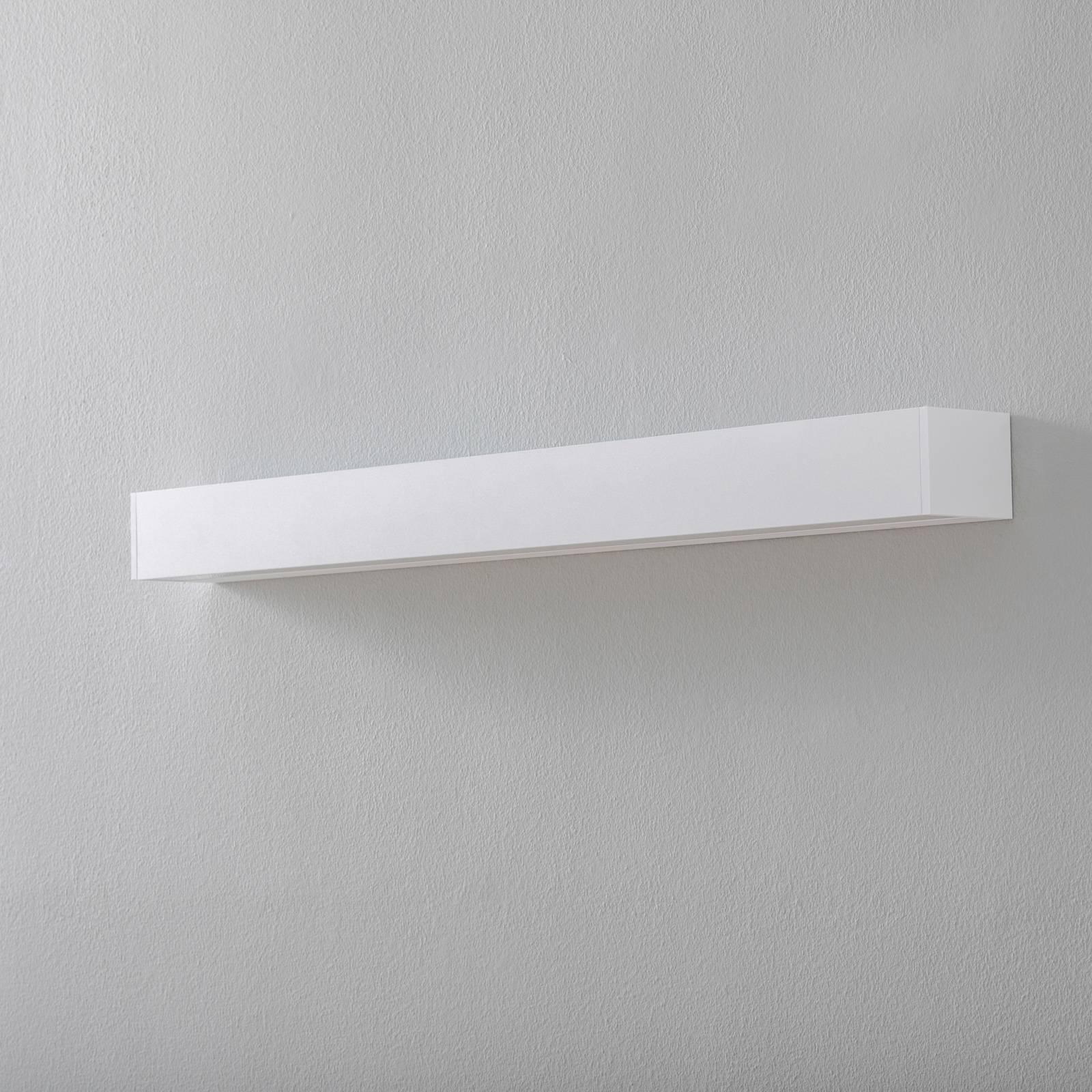 BEGA 50801 LED-seinälamppu valkoinen 92cm 5 640lm