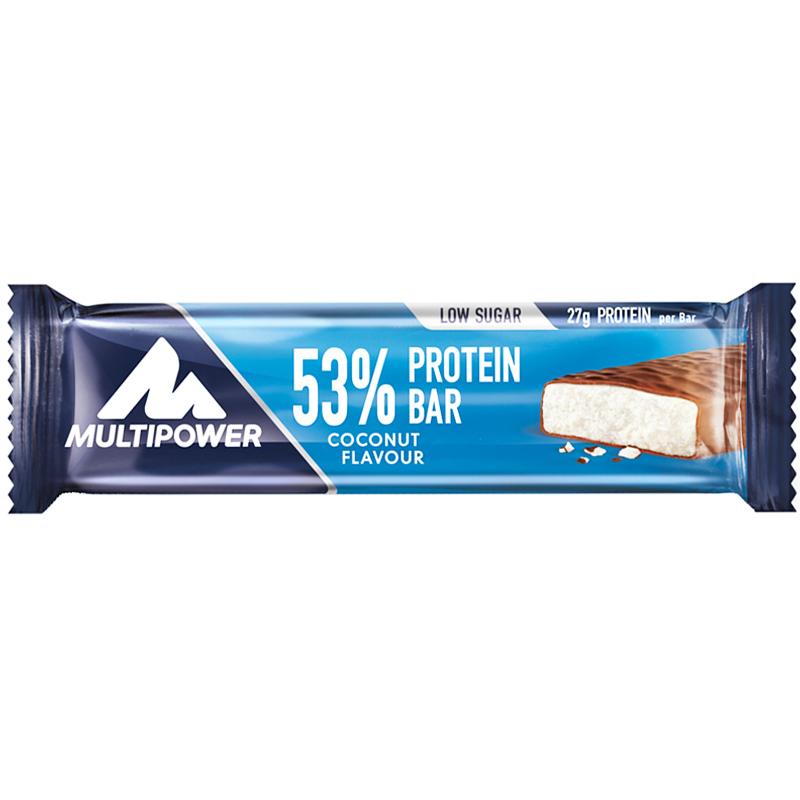 """Proteinbar """"Coconut"""" 50g - 44% rabatt"""