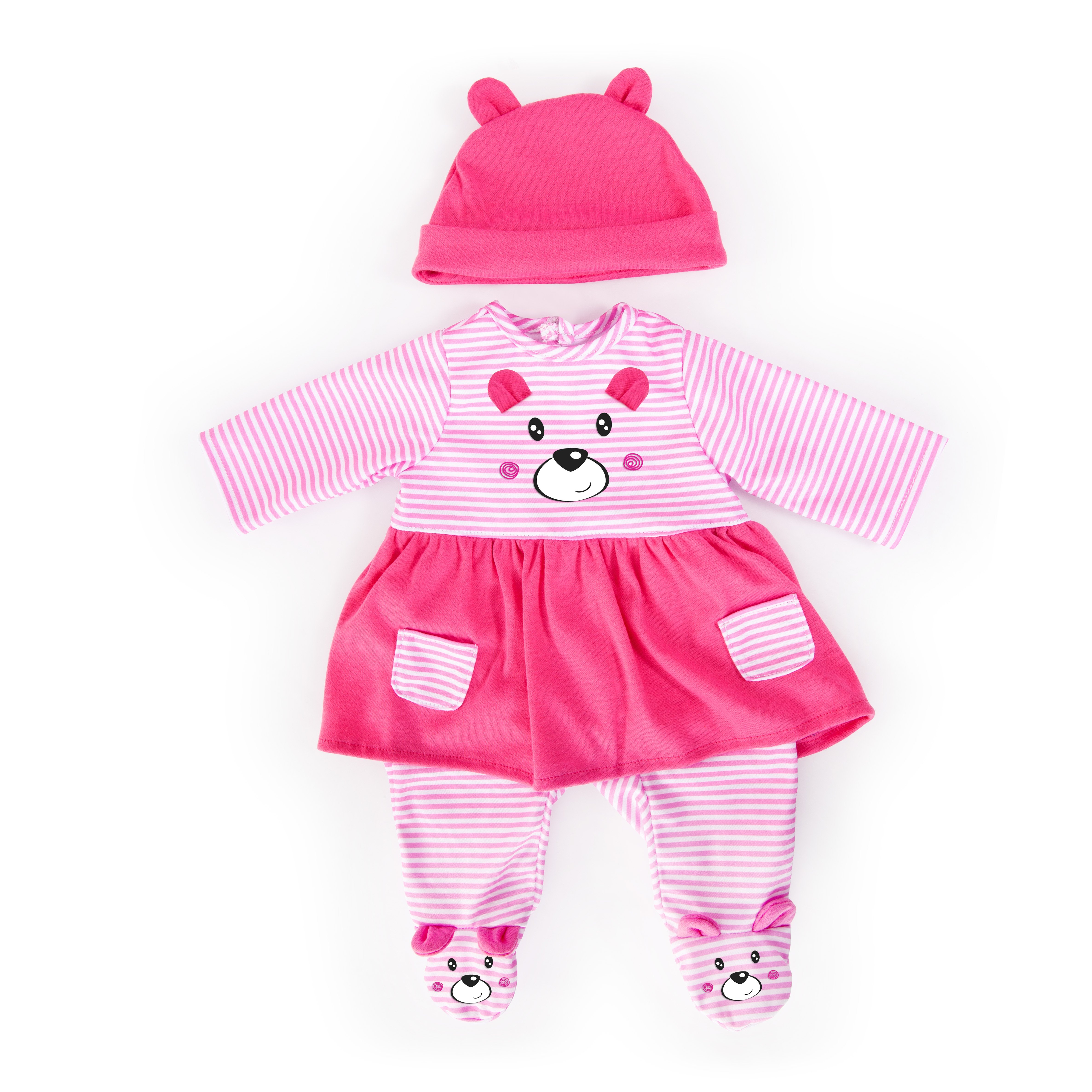 Bayer - Deluxe Dolls Dress 33-38cm (83887AA)