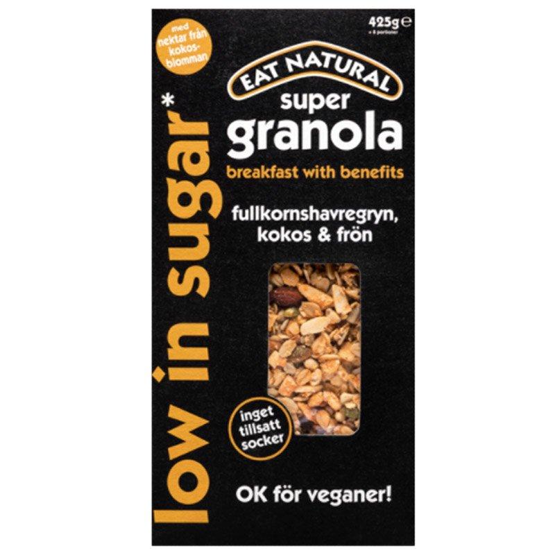 Super Granola - 50% rabatt
