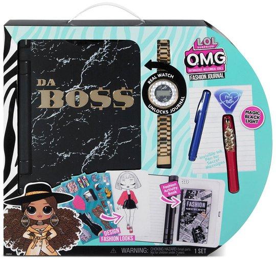 L.O.L. Surprise OMG Fashion Journal