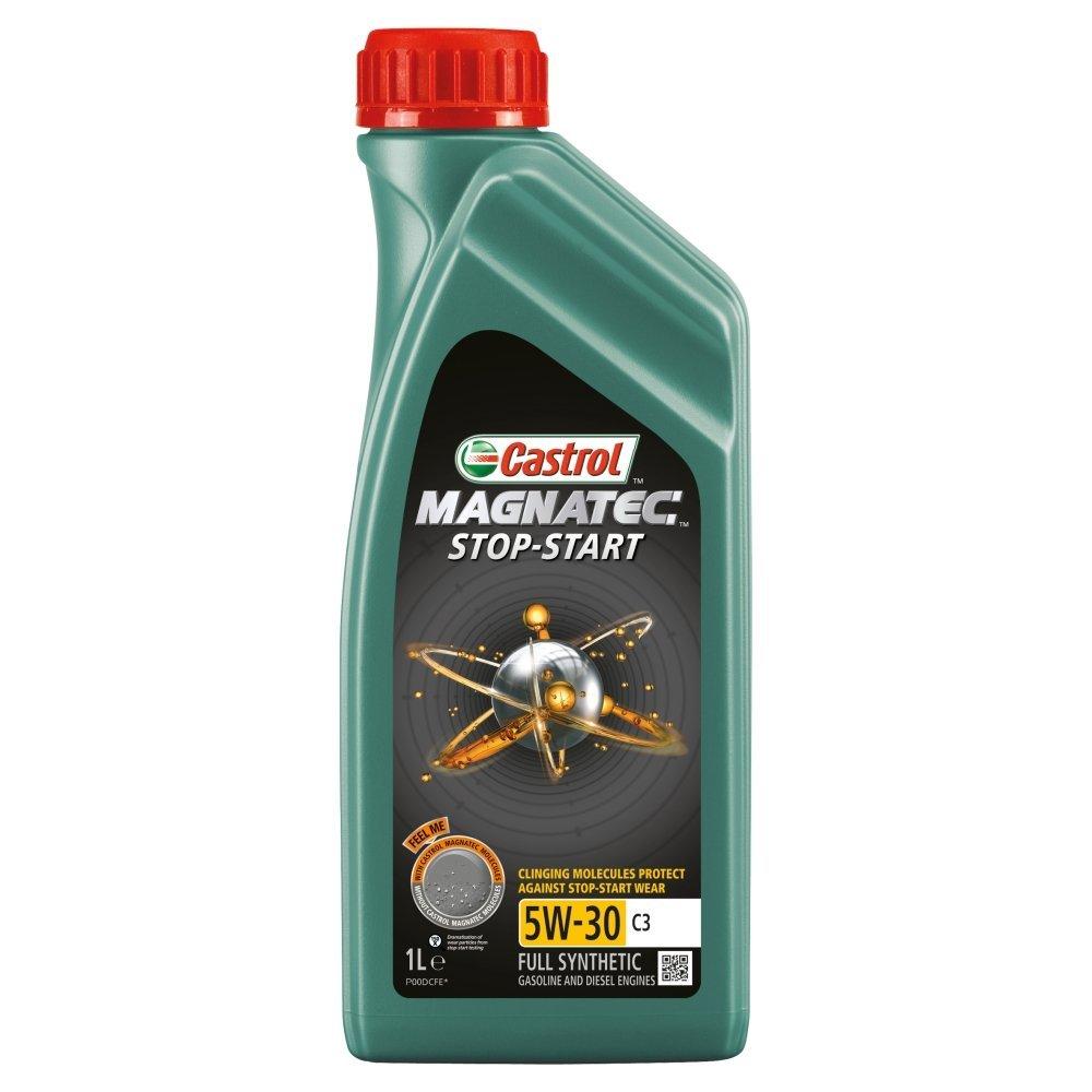 Moottoriöljy CASTROL 5W30 MAGNATEC STOP START C2 1L
