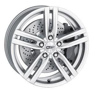 CSP 13 Silver 6.5x16 5/112 ET41 B57.1