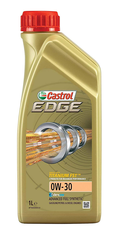 Moottoriöljy CASTROL 0W30 EDGE TITANIUM FST 1L