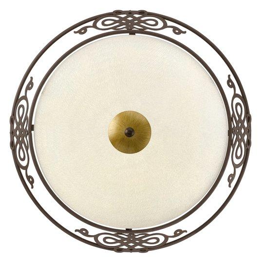 Rustiikkinen Master-kattovalaisin, 39,5 cm