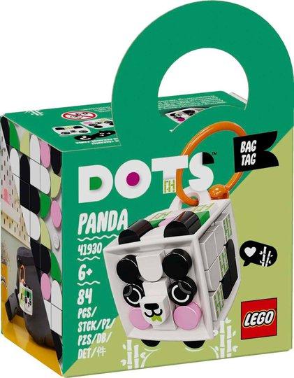 LEGO DOTS 41930 Pandamerke til bag