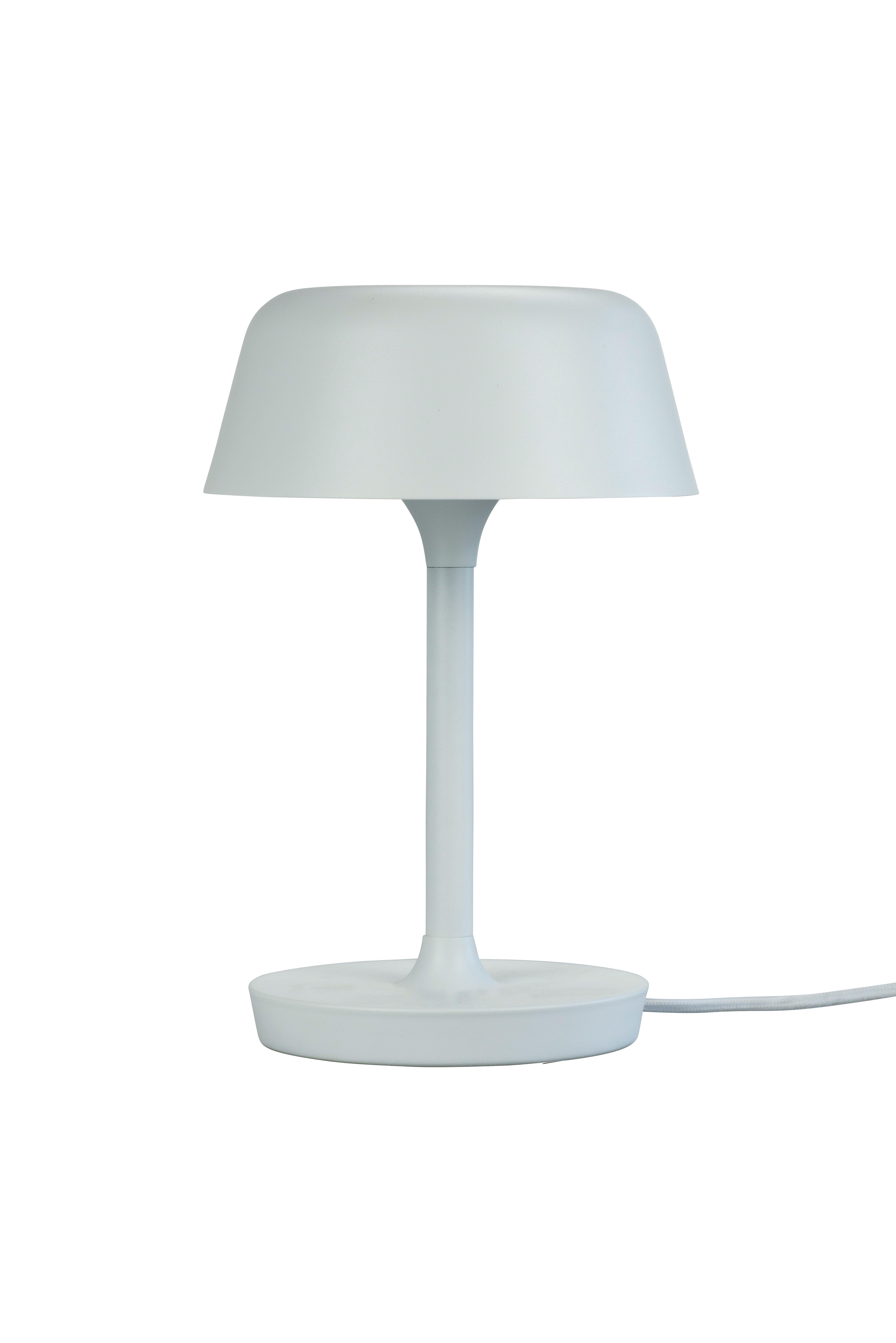 Dyberg-Larsen - Valencia 230v Table Lamp - Matt White (7122)