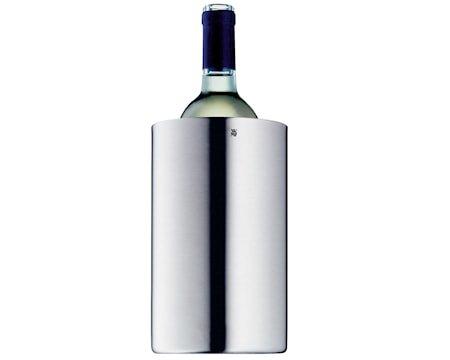 Manhattan Flaskekjøler 19,5x12cm matt stål