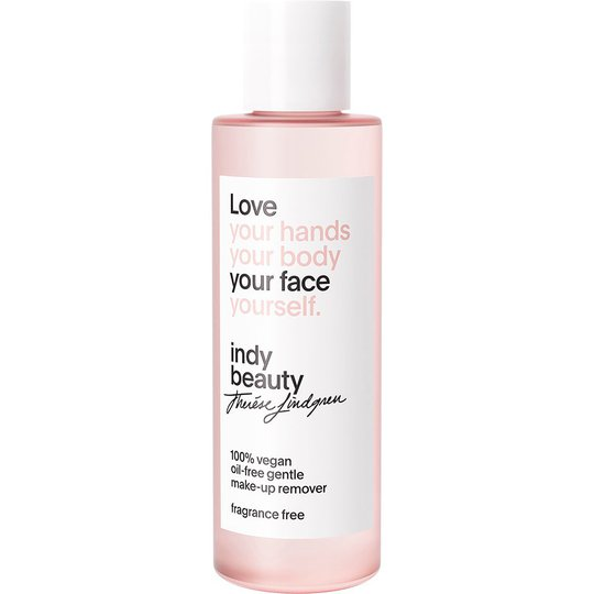 Make Up Remover, 100 ml Indy Beauty Meikinpoistoaine