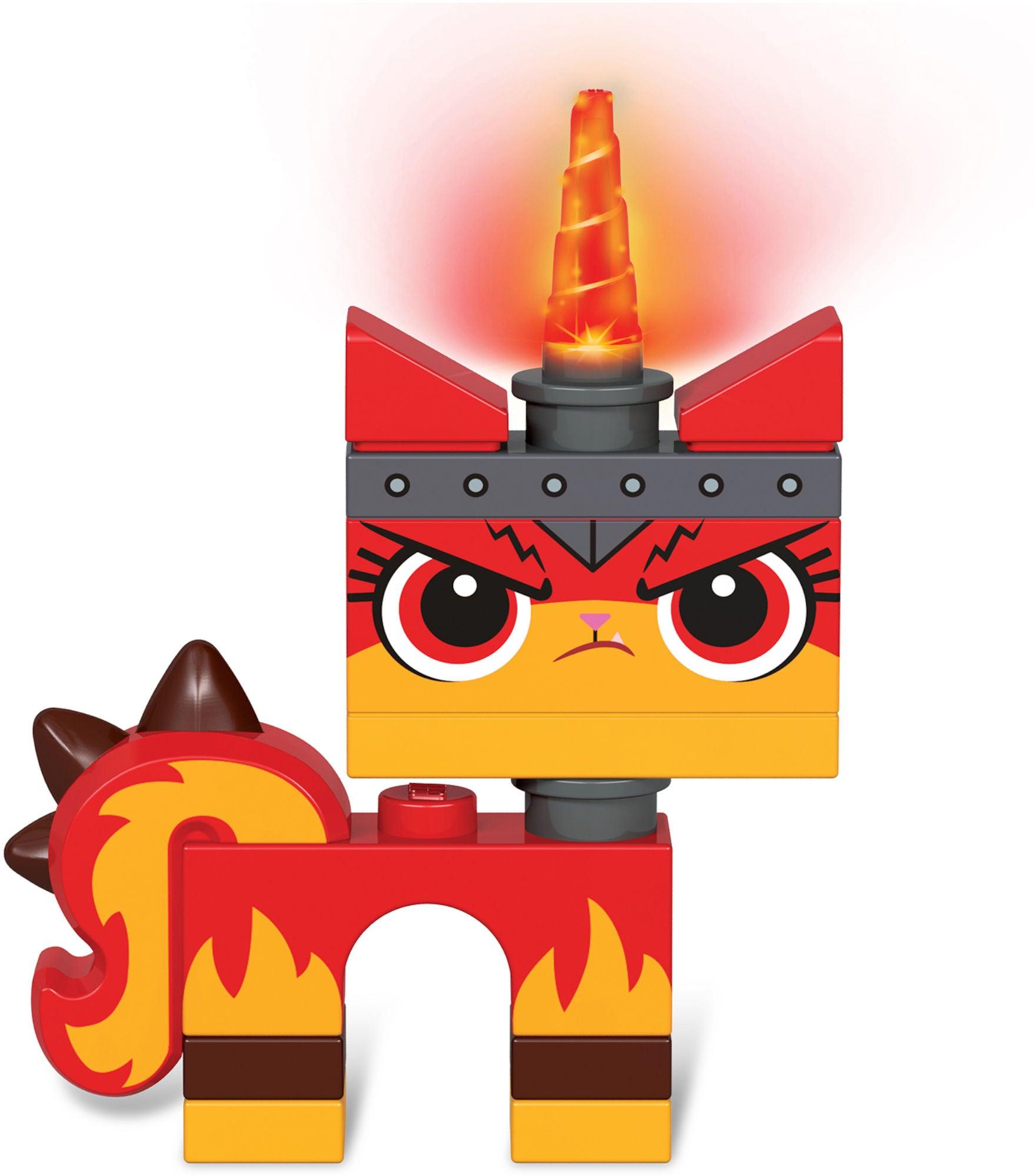 LEGO Taskulamppu Angry Kitty