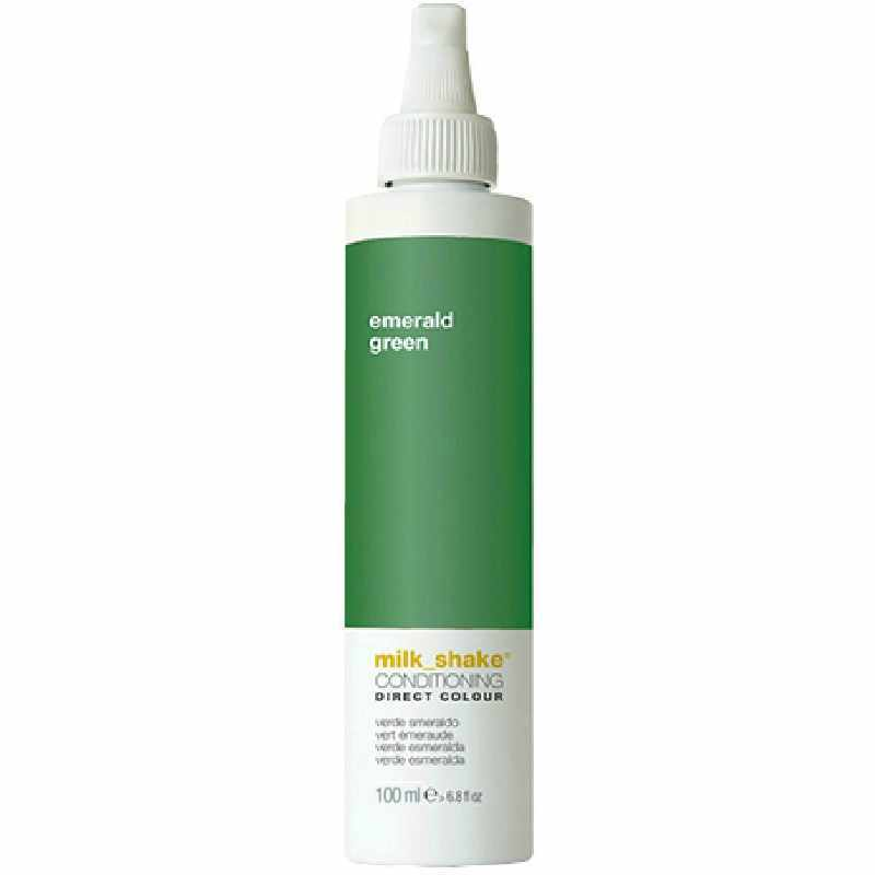 milk_shake - Direct Color 100 ml - Emerald Green