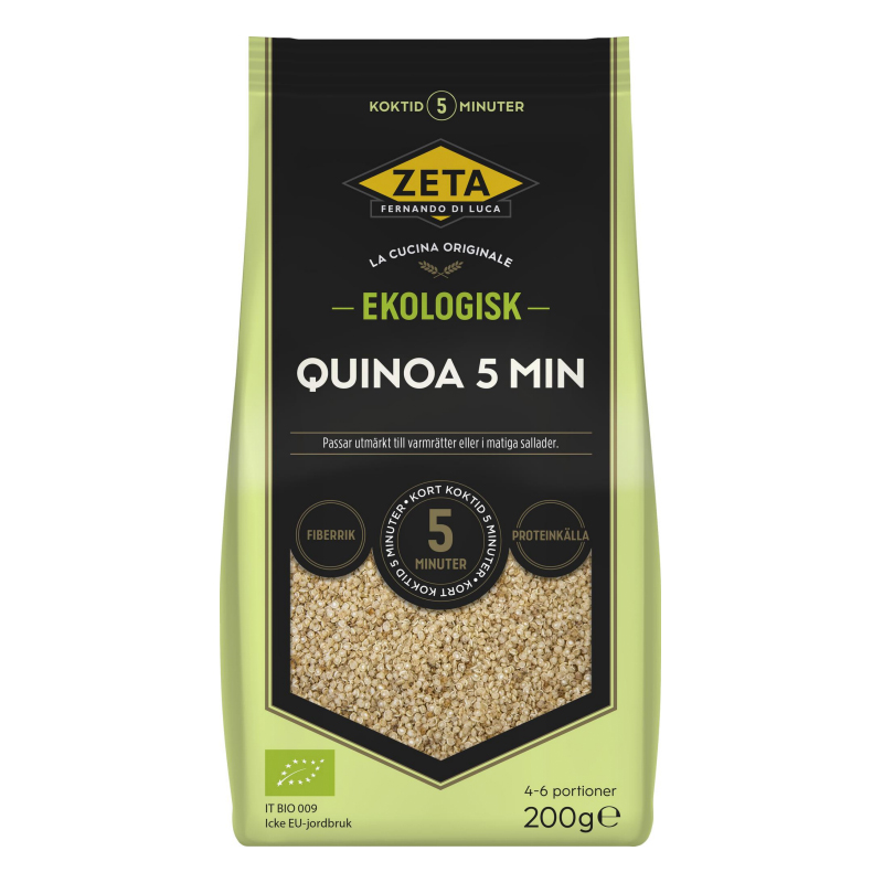 Quinoa 200 g - 33% alennus
