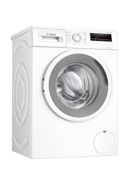 Bosch Wan282i3sn Serie 4 Tvättmaskin - Vit