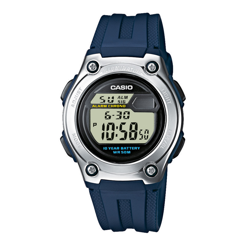 Casio Collection W-211-2AVES