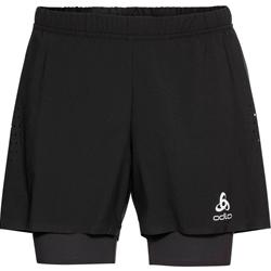 Odlo 2-In-1 Shorts Zeroweight 5 Inch Men